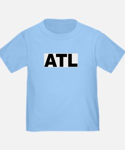 Unique Atlanta city T