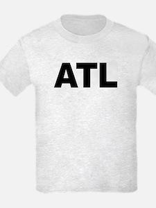 ATL (ATLANTA) T-Shirt