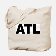 Cute Atlanta Tote Bag