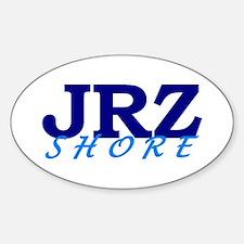 JRZ SHORE Oval Decal
