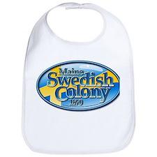 Maine Swedish Colony Bib