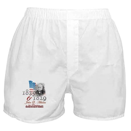 6th President - Boxer Shorts