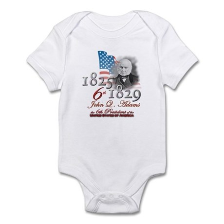 6th President - Infant Bodysuit