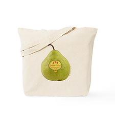Bite Me Pear Tote Bag