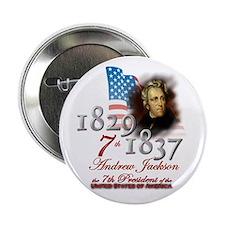 "7th President - 2.25"" Button"