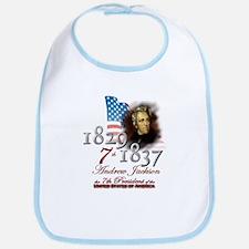 7th President - Bib