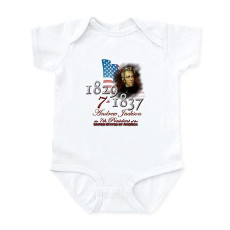 7th President - Infant Bodysuit