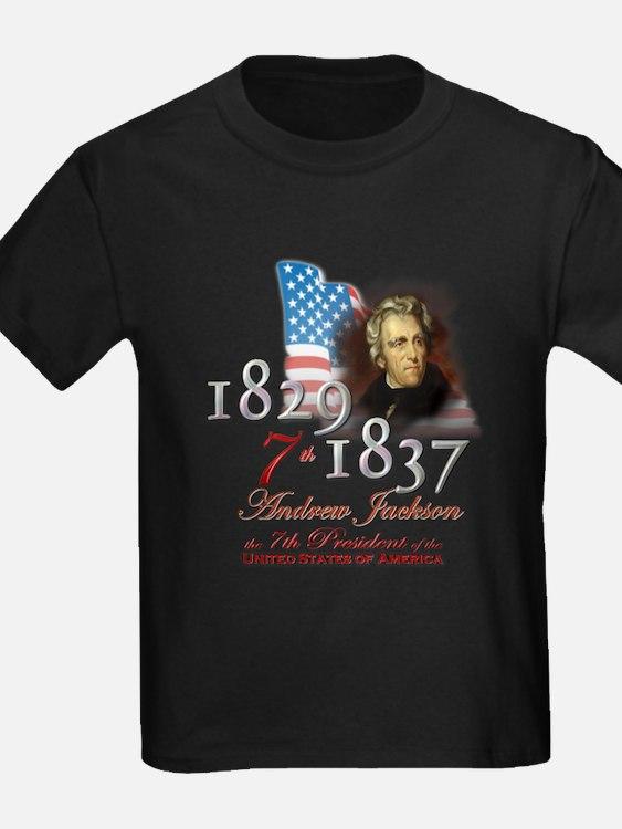 7th President - T