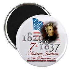 7th President - Magnet