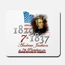 7th President - Mousepad
