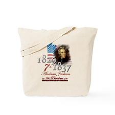 7th President - Tote Bag