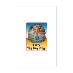 Barry The Boy King Posters