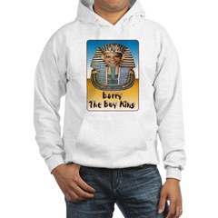 Barry The Boy King Hoodie
