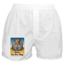 Barry The Boy King Boxer Shorts