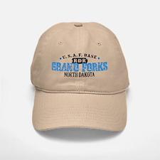 Grand Forks Air Force Base Baseball Baseball Cap