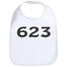 623 Area Code Bib