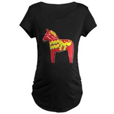 Pretty Dala Horse T-Shirt