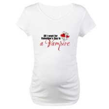 Valentines Day Vampire Shirt