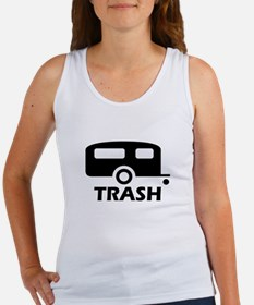 Trailer Trash Women's Tank Top
