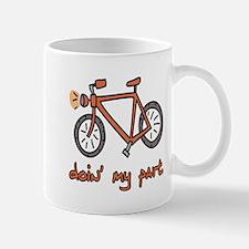 Doin' My Part Mug