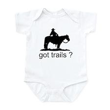 Got Trails Infant Bodysuit