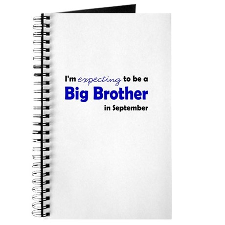 """Expecting"" Big Brother Septe Journal"