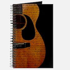 Guitar Notes Journal