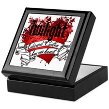 Edward Cullen Tattoo Keepsake Box