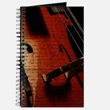 Cello Notes Journal
