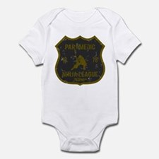 Paramedic Ninja League Infant Bodysuit