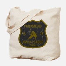 Paramedic Ninja League Tote Bag