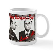 Al Capone Valentine Mug