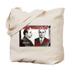 Al Capone Valentine Tote Bag