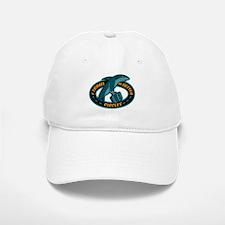 Shark Travel Circles Baseball Baseball Cap