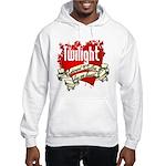 Edward Cullen Tattoo Hooded Sweatshirt