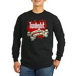 Edward Cullen Tattoo Long Sleeve Dark T-Shirt