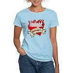 Edward Cullen Tattoo Women's Light T-Shirt