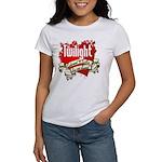 Edward Cullen Tattoo Women's T-Shirt