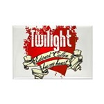 Edward Cullen Tattoo Rectangle Magnet