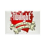 Edward Cullen Tattoo Rectangle Magnet (100 pack)