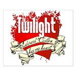 Edward Cullen Tattoo Small Poster