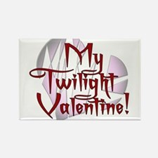 My Twilight Valentine Rectangle Magnet