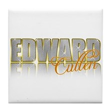 Sparkly Edward Tile Coaster