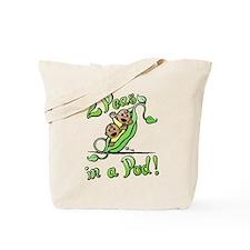 Peas in a Pod! Tote Bag