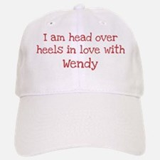 In Love with Wendy Baseball Baseball Cap