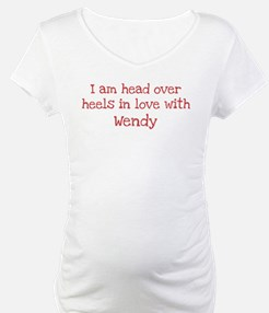 In Love with Wendy Shirt