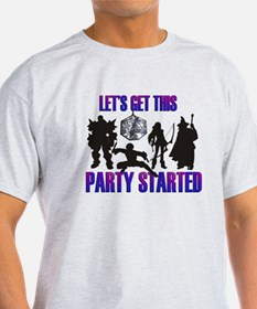 Party Started T-Shirt