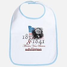 8th President - Bib