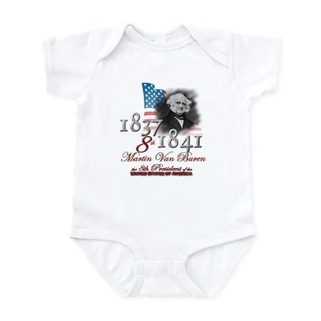8th President - Infant Bodysuit