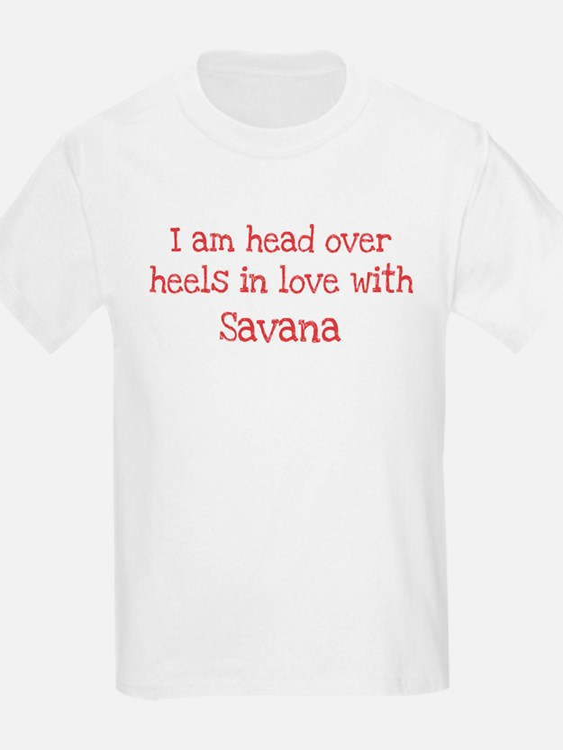In Love with Savana T-Shirt